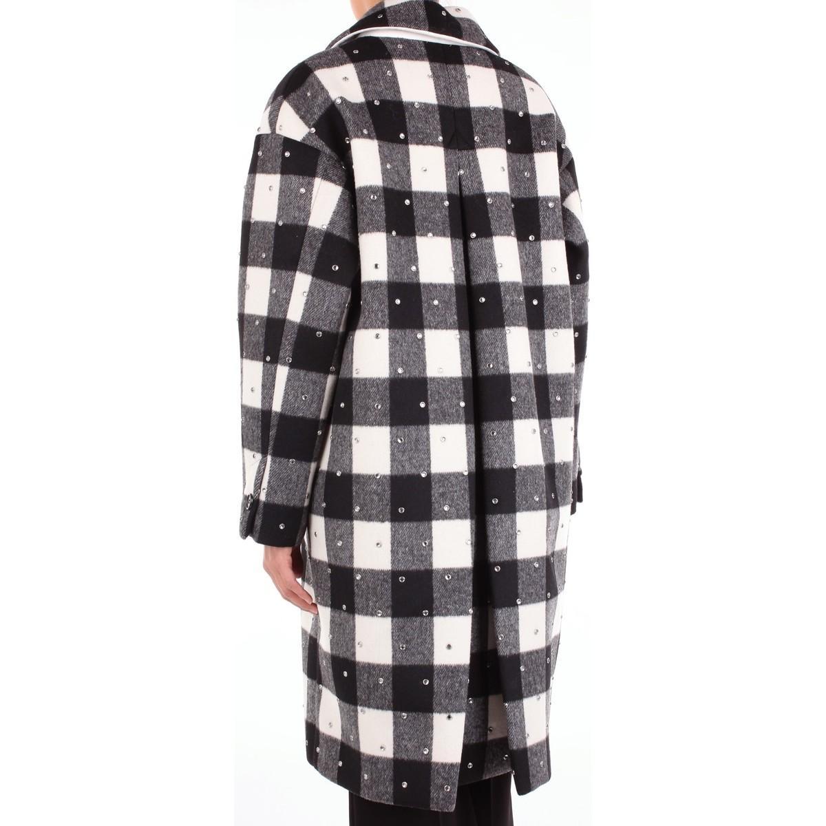 N021313168 Manteau N°21 en coloris Noir b7NP6