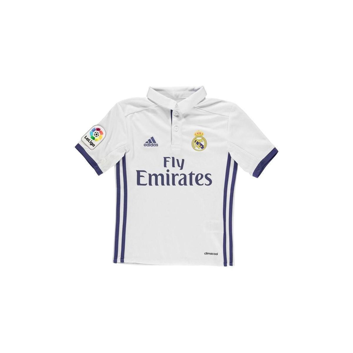 e07e46708 Adidas - 2016-17 Real Madrid Home Shirt (kroos 8) - Kids Men s. View  fullscreen