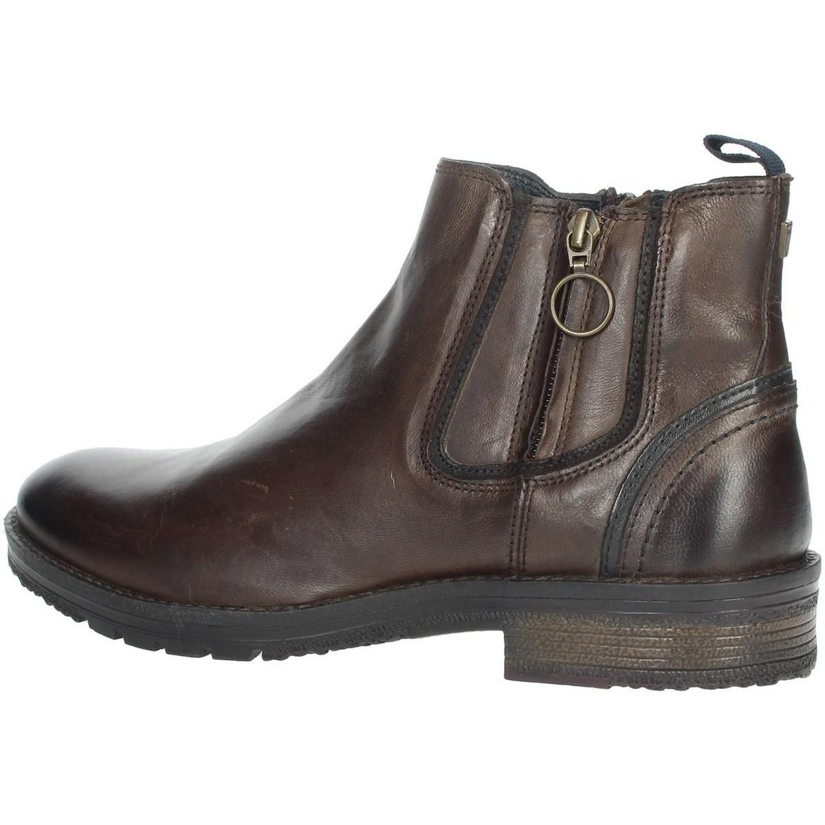 Wrangler Laarzen Wm92061a in het Bruin voor heren