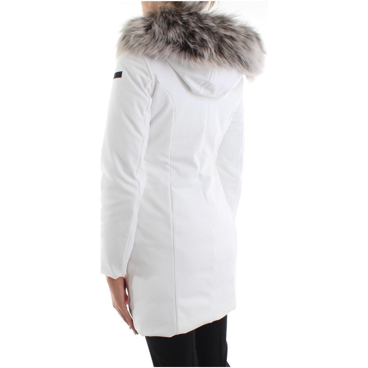 W19501FT Manteau Rrd en coloris Blanc aX8mv