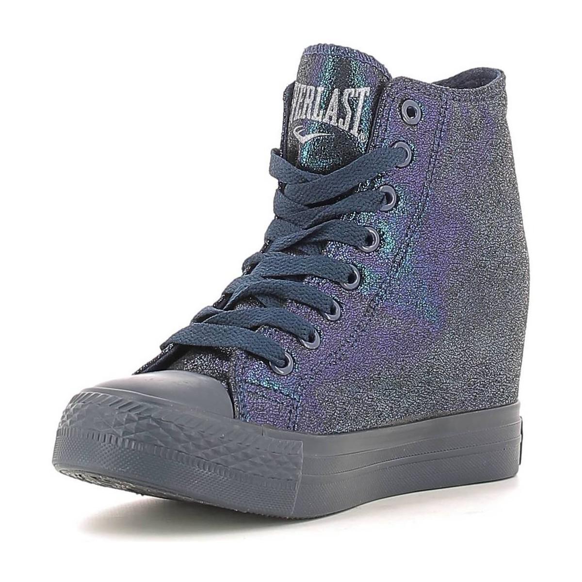 Everlast Ev-240 Sneakers Women Women's Walking Boots In Blue
