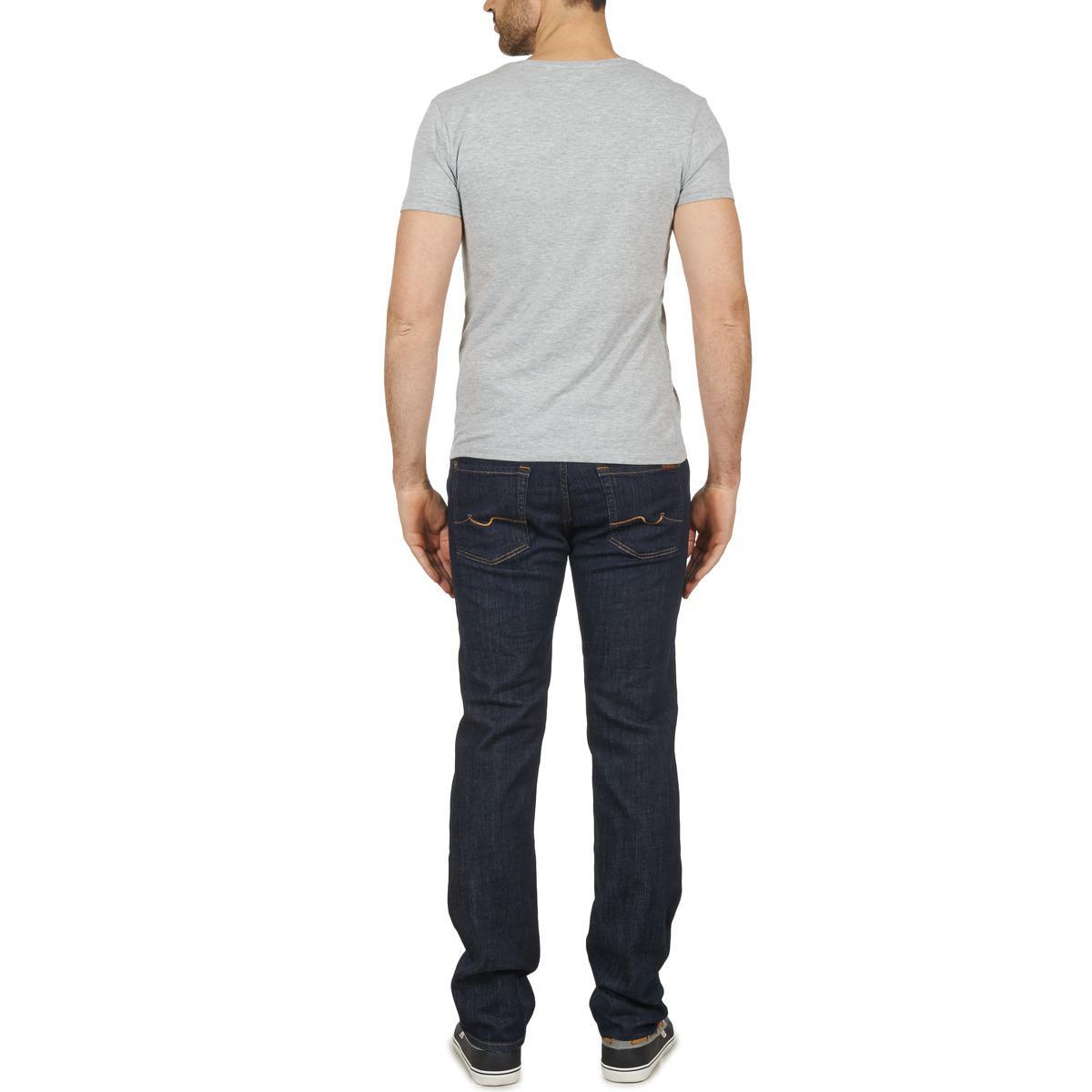 7 For All Mankind Denim Slimmy Oasis Tree Skinny Jeans in Blue for Men - Save 15%