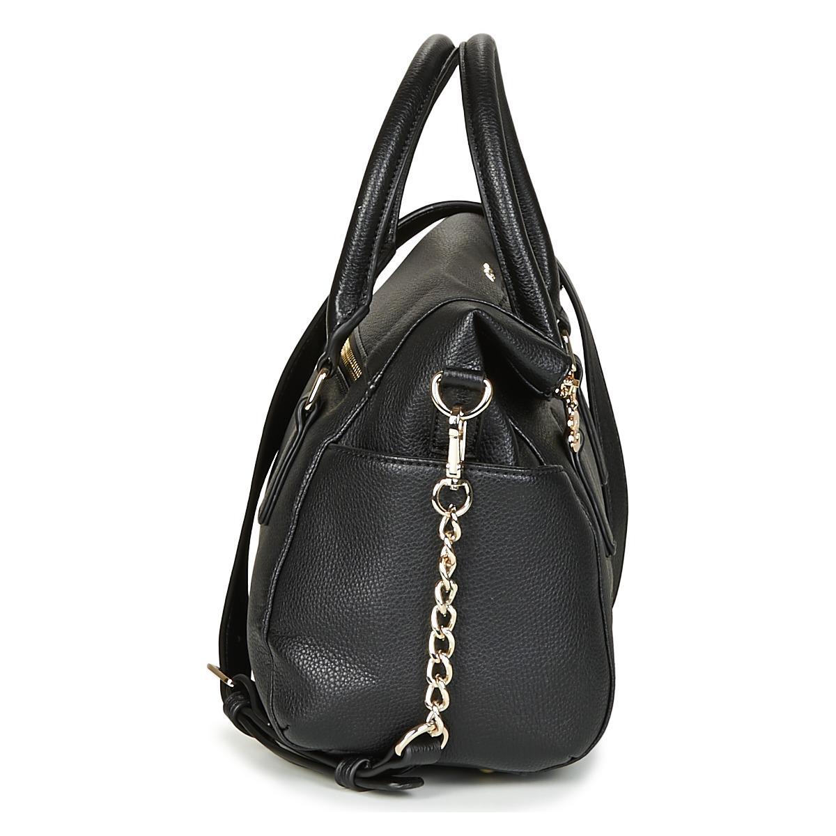 0e2449ec163 Desigual Bols Dark Amber Loverty Women s Handbags In Black in Black ...