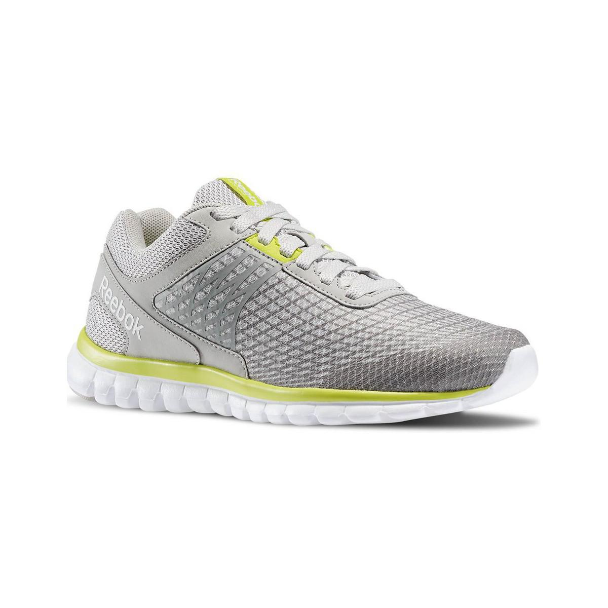 0f0e4362b6c Lyst - Reebok Sublite Escape Men s Running Trainers In Grey in Gray ...