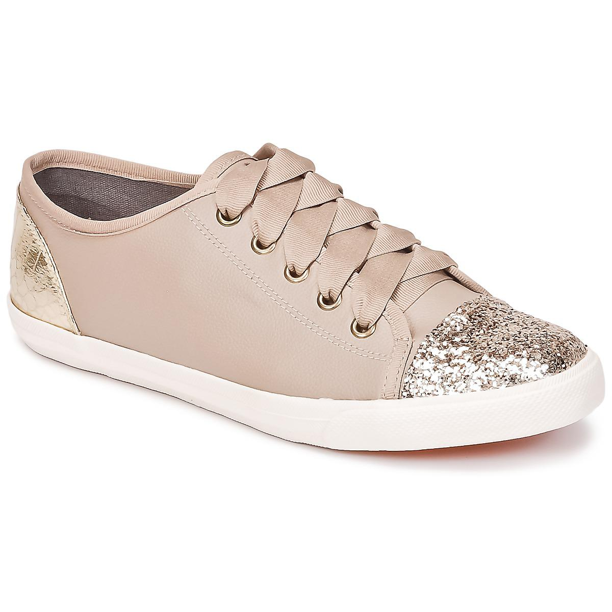KG by Kurt Geiger Synthetic Lucca-nude Shoes (trainers) in Beige (Natural)