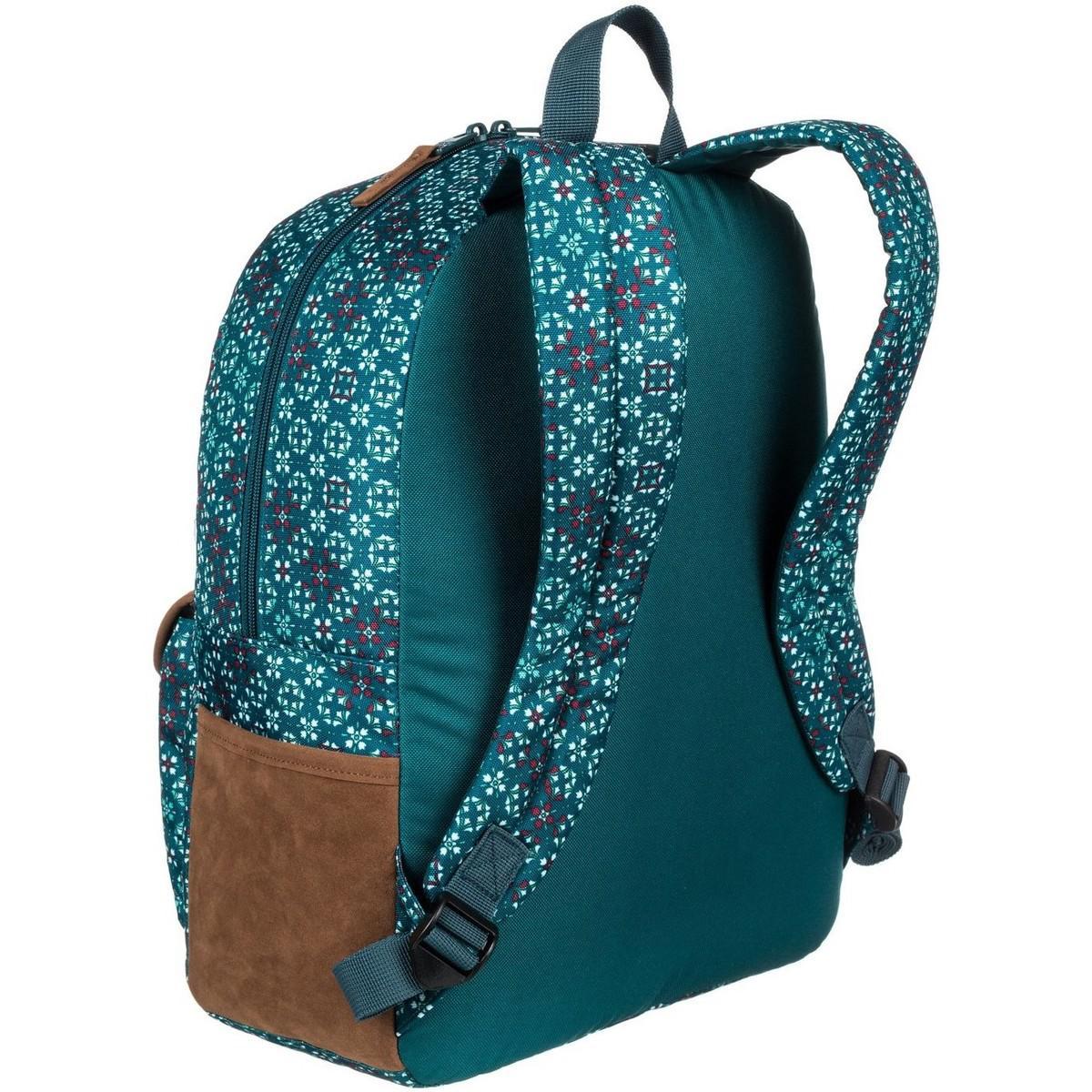 6b8d4186523 Roxy Mochila Carribean 18l - Mochila Mediana Women s Backpack In ...
