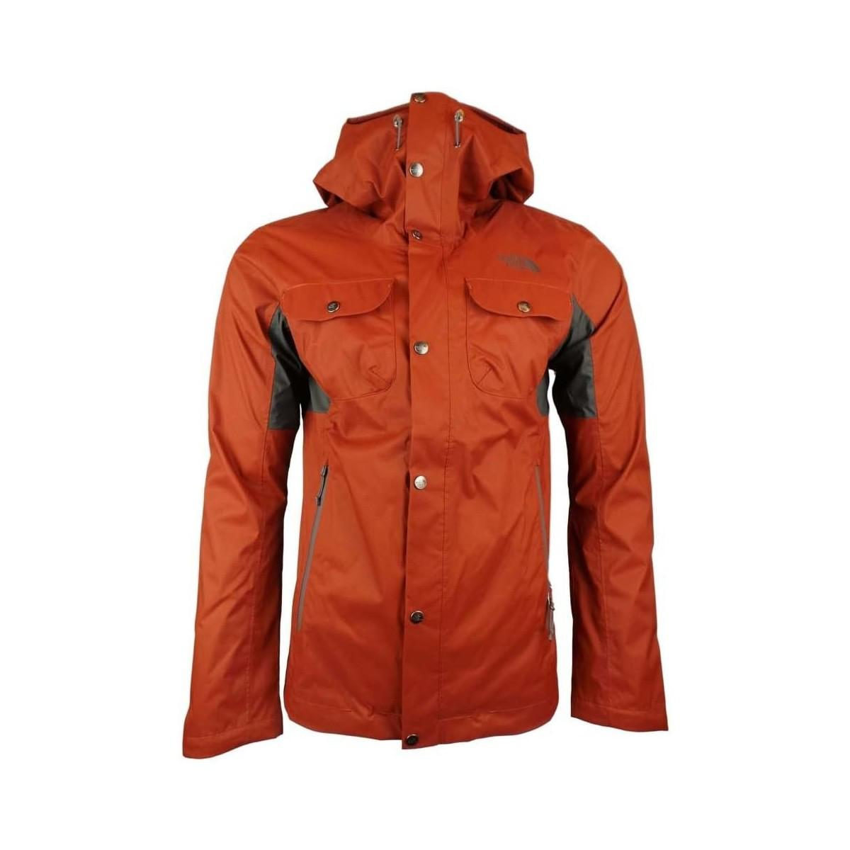 the north face m arrano jacket men s jacket in brown in brown for rh lyst co uk