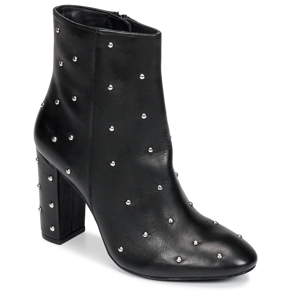 27a1f7a9ba6 KG by Kurt Geiger Swiss Women's Low Ankle Boots In Black - Save 15 ...