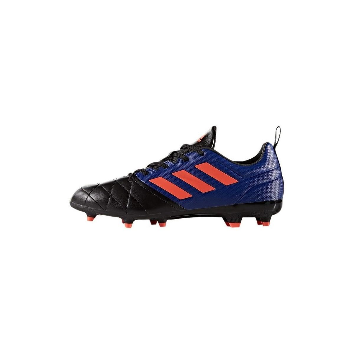 Ace 173 Fg Woman Women's Football Boots In Black