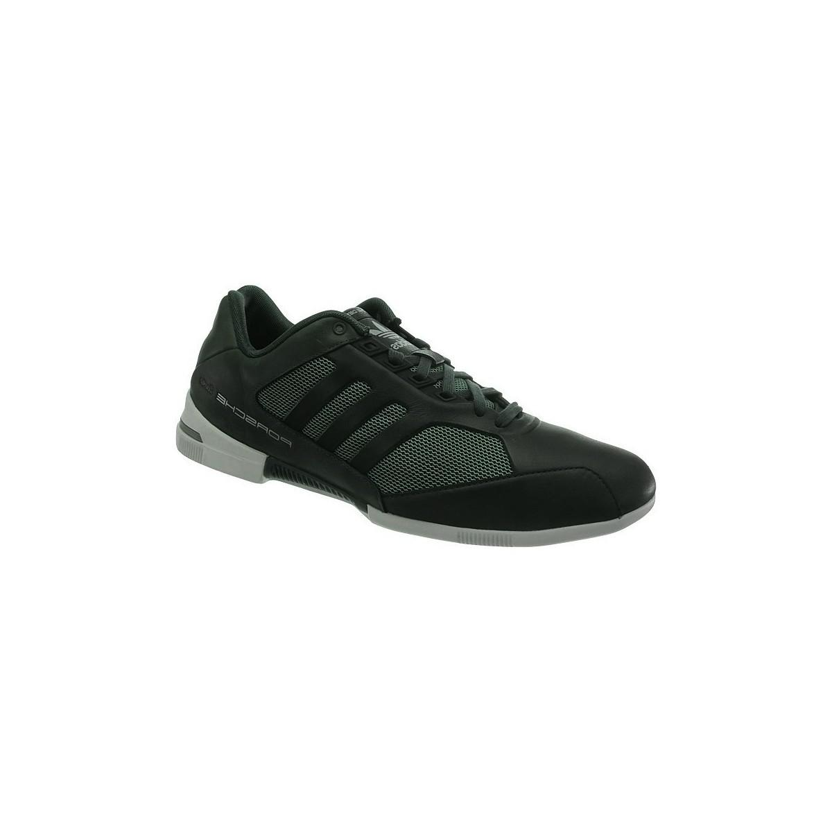 4d6d8ca4a051d8 Adidas Porsche Turbo 12 Men s Shoes (trainers) In Black in Black for ...