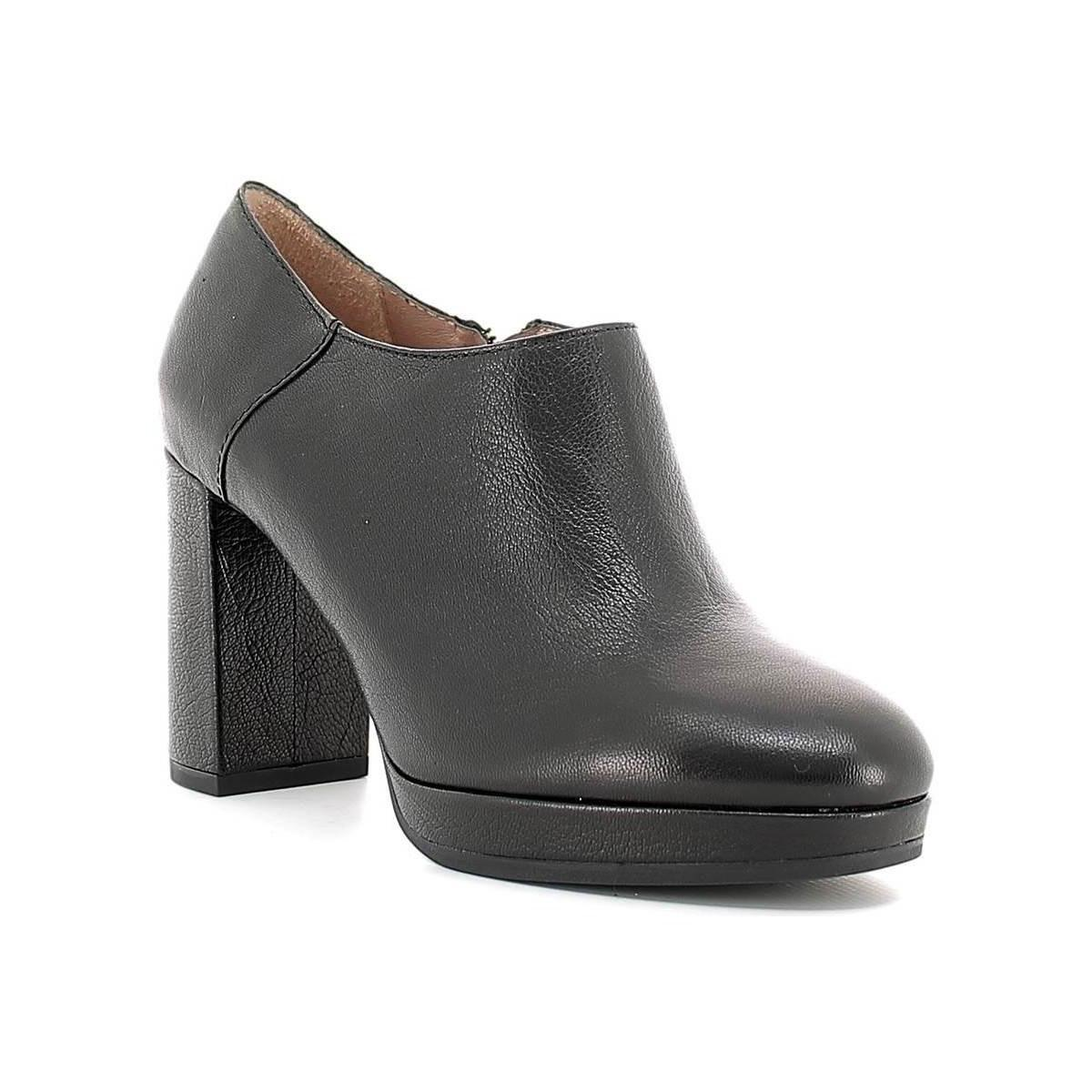Stonefly 107438 Ankle Boots Women Black Women's Mid Boots In Black