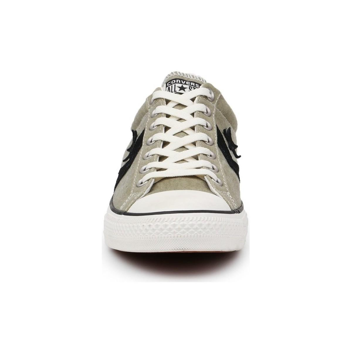 6e9ad179152 Converse Star Player Ev Ox Men s Shoes (trainers) In Green in Green ...