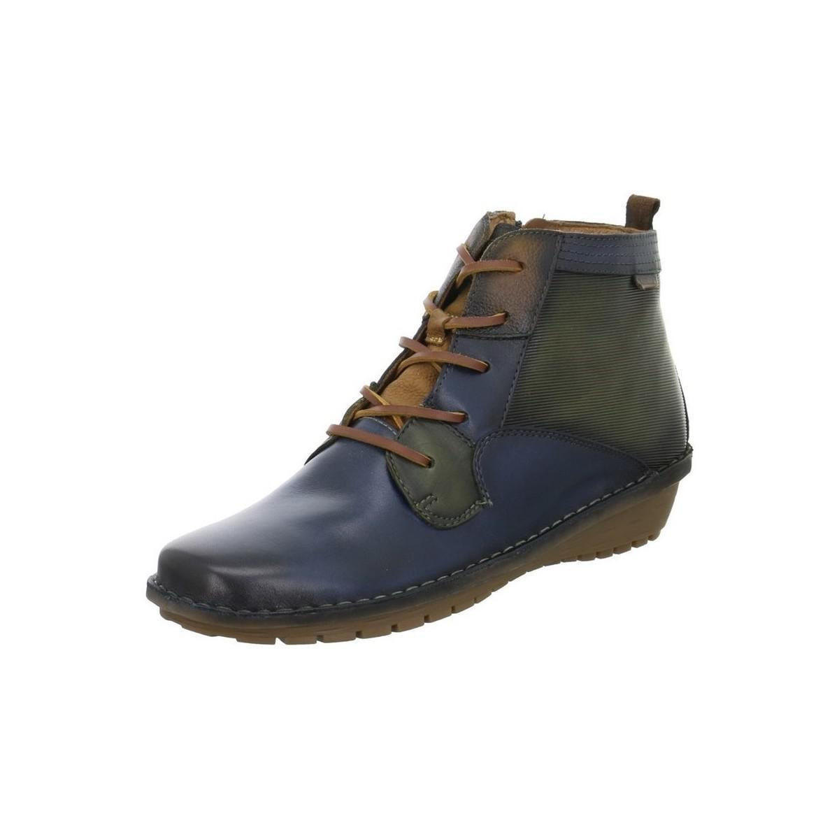 Pikolinos Wabana Keil women's Low Ankle Boots in Discount Pre Order 6otAba4f