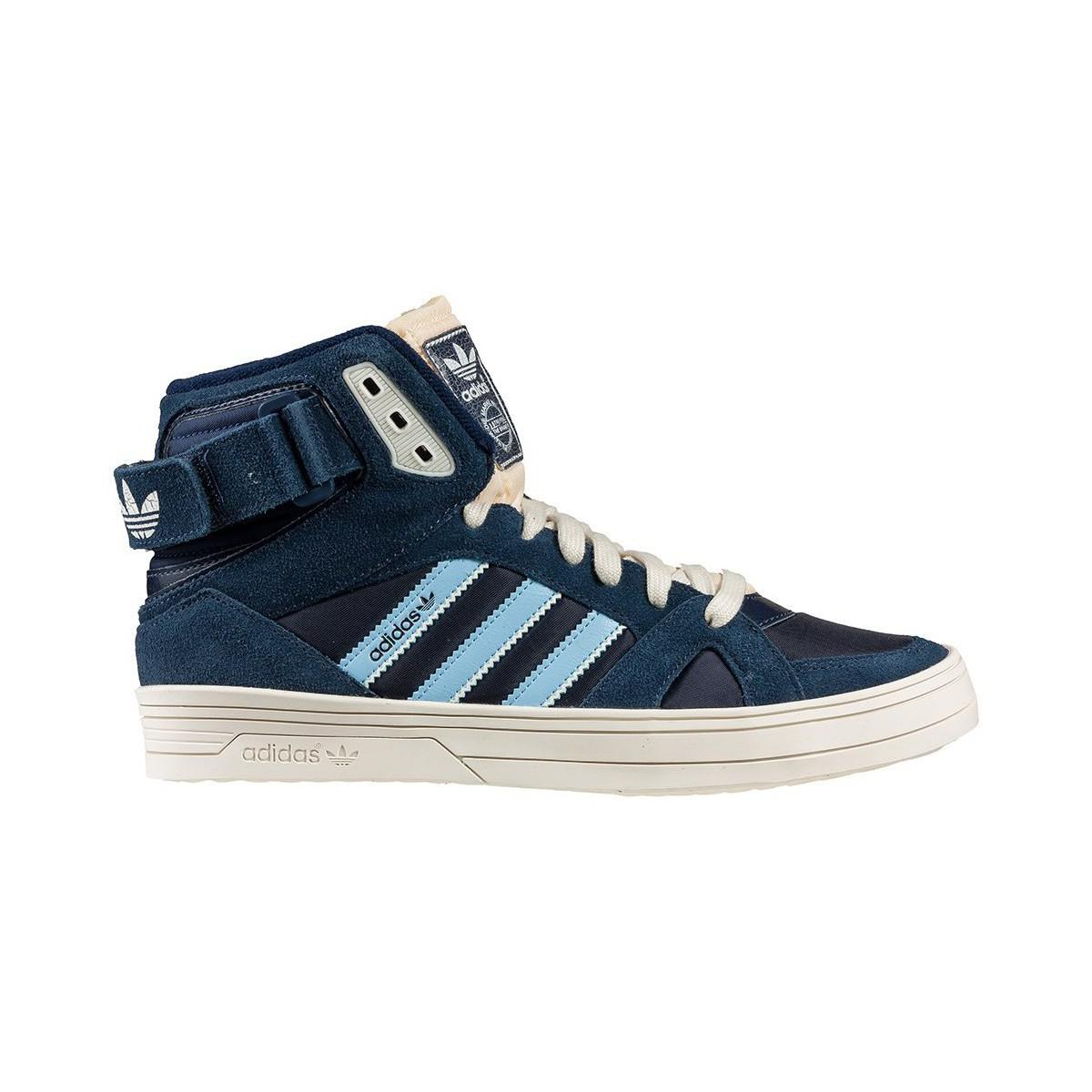 adidas Space Diver W Women's Shoes (high-top Trainers) In Multicolour in Blue