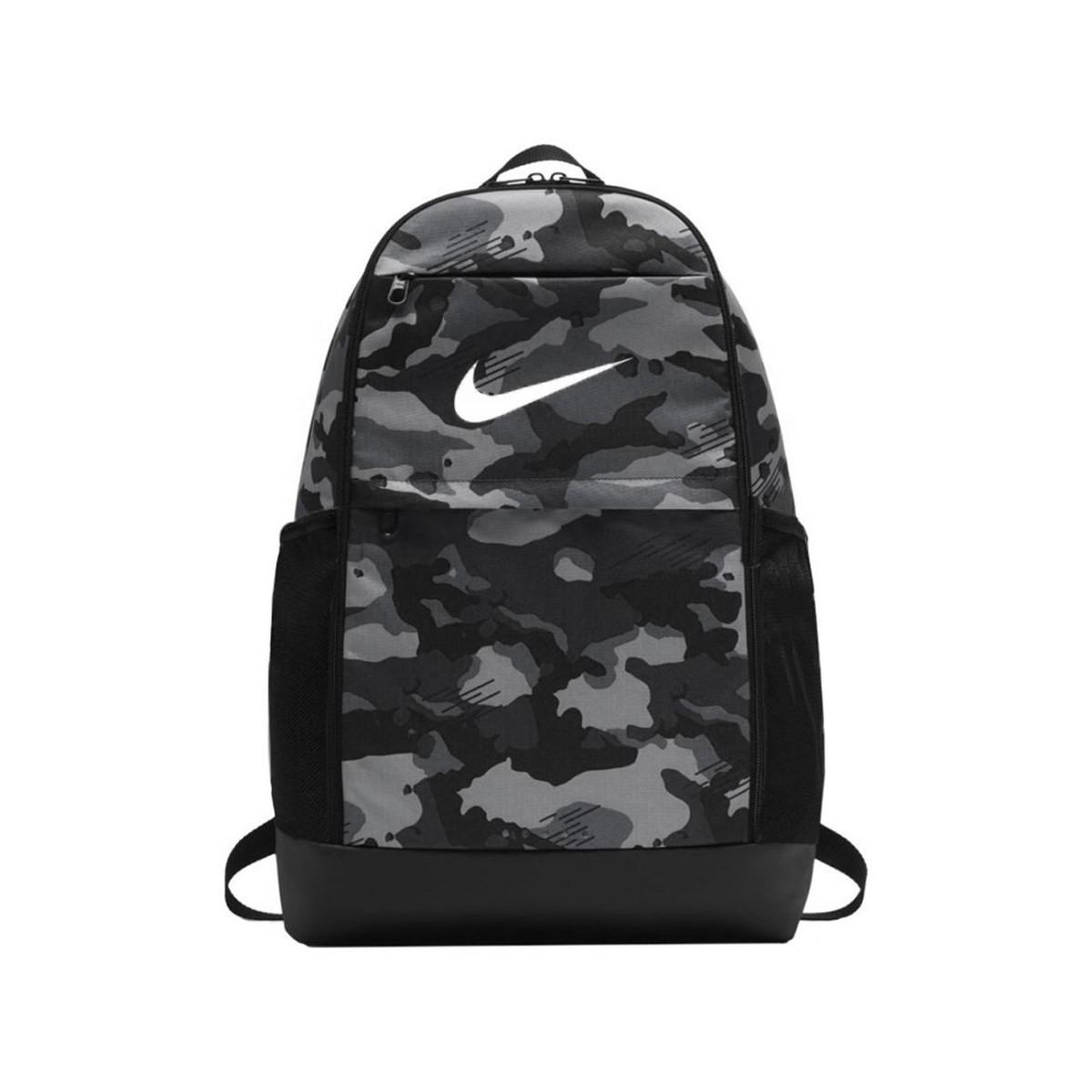 d30fdaf912c5 Nike Nk Brasilia M Men s Backpack In Multicolour in Black for Men - Lyst