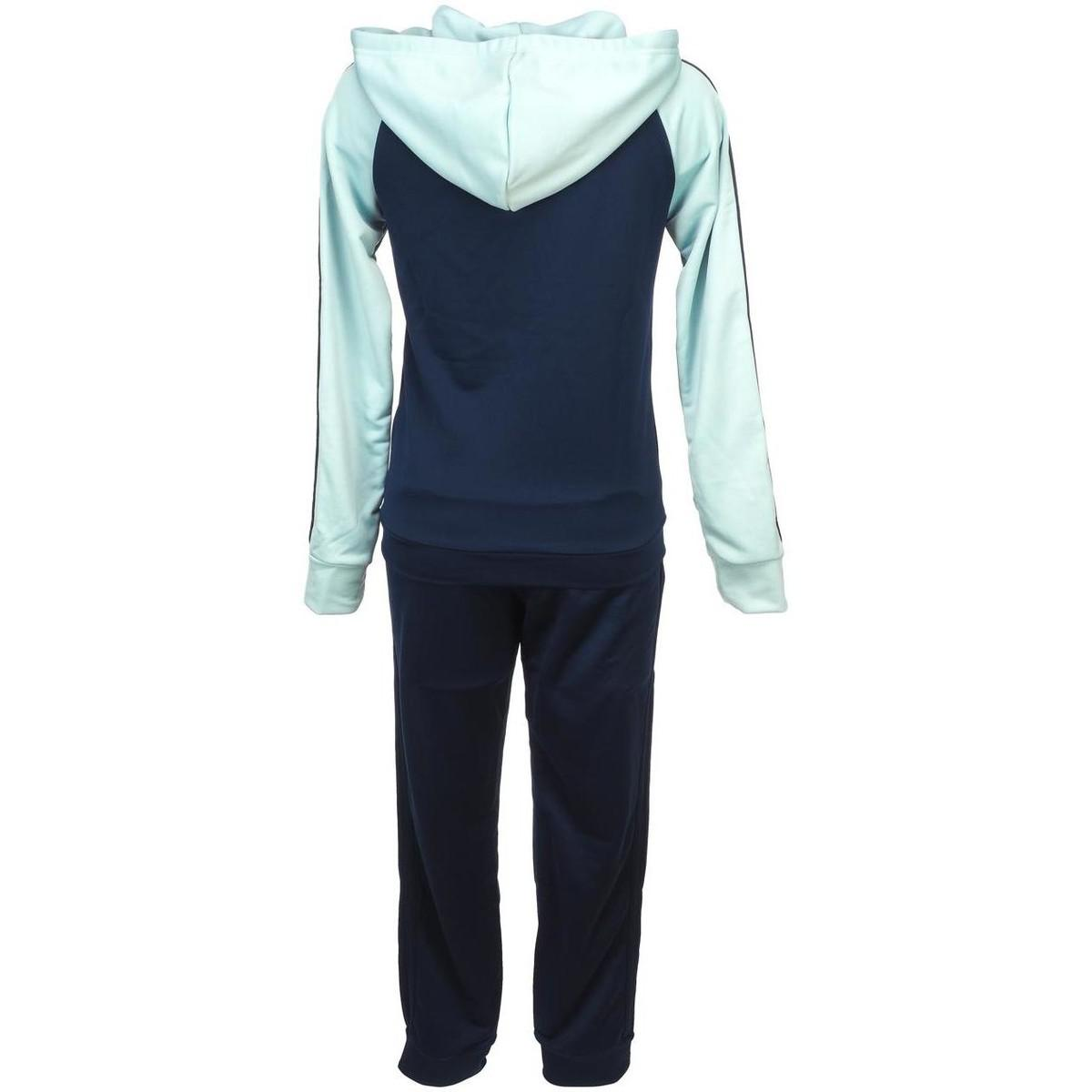 f7cee5153ad Adidas - Blue Refocus ensemble femmes Ensembles de survêtement en bleu -  Lyst. Afficher en plein écran