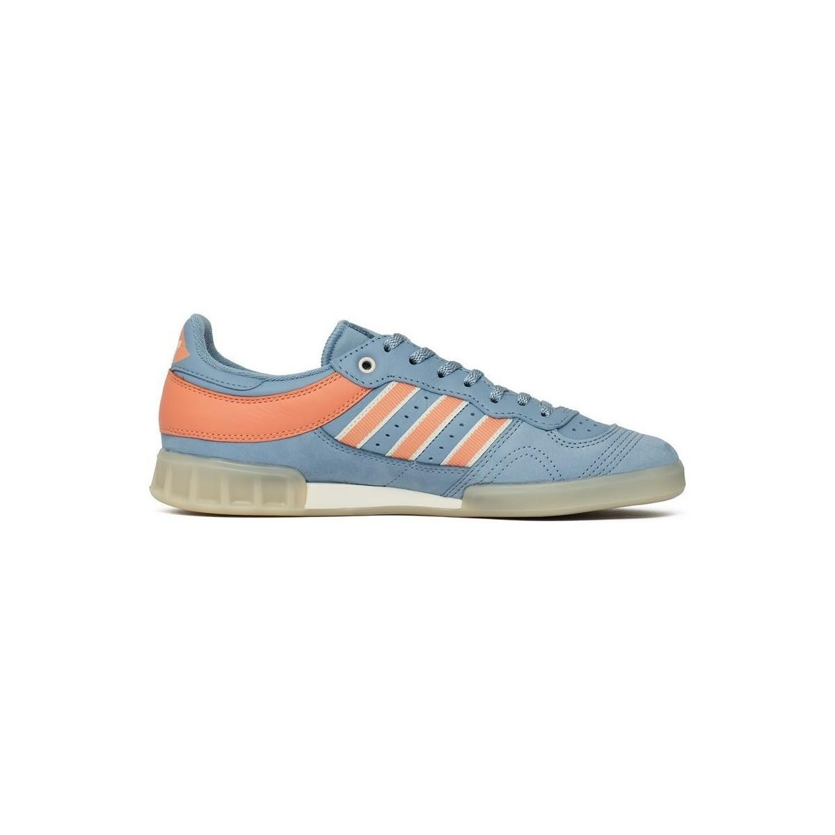 adidas X Oyster Holdings Handball Top Men's Shoes (trainers) In Orange for Men