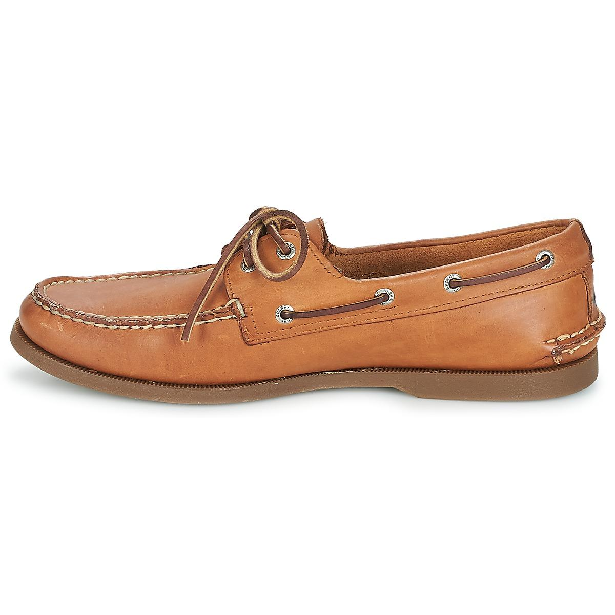 Sperry Top-Sider Bootschoenen A/o 2 Eye in het Bruin voor heren