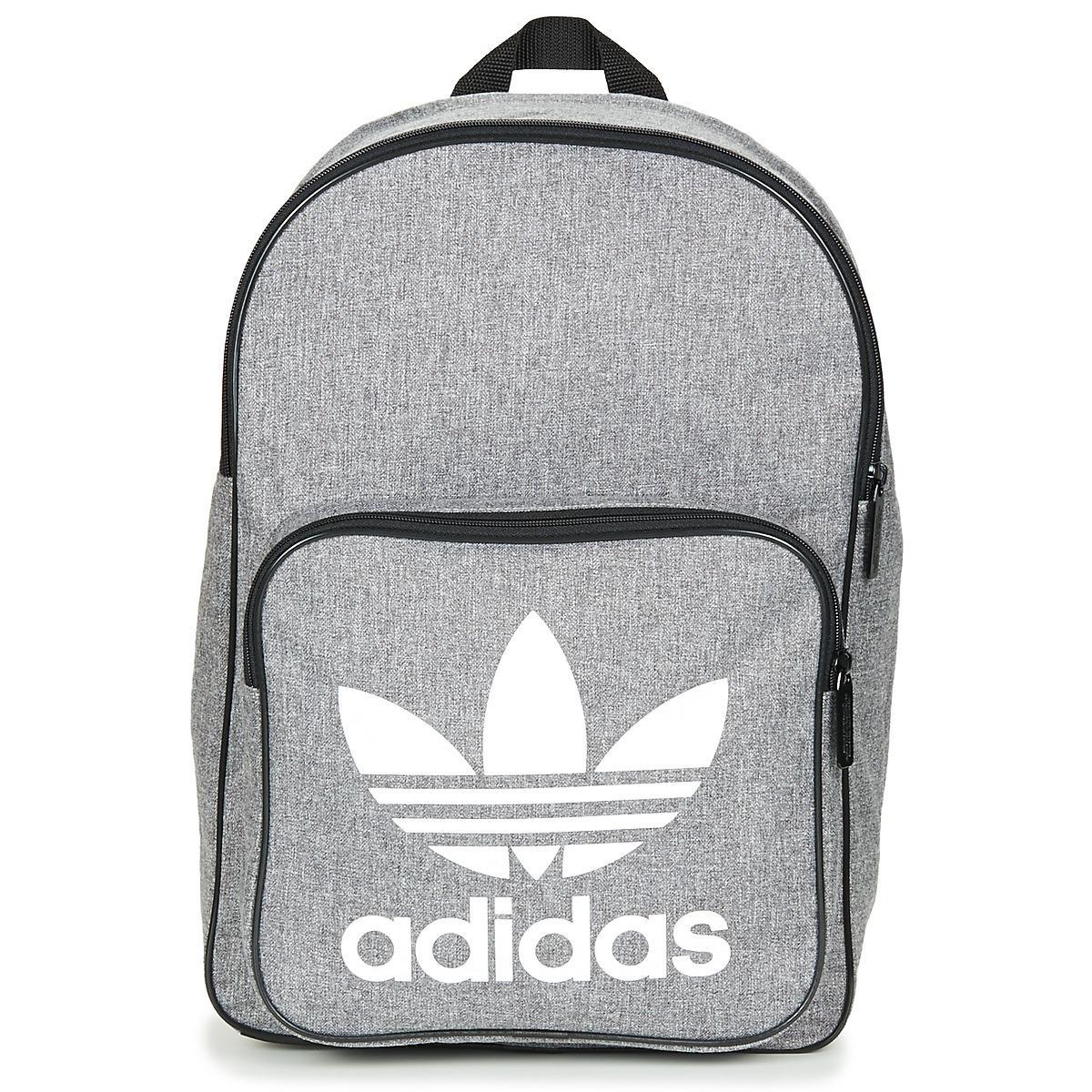 339747a19b6 Adidas - Gray Bp Class Casual Women's Backpack In Grey for Men - Lyst. View  fullscreen