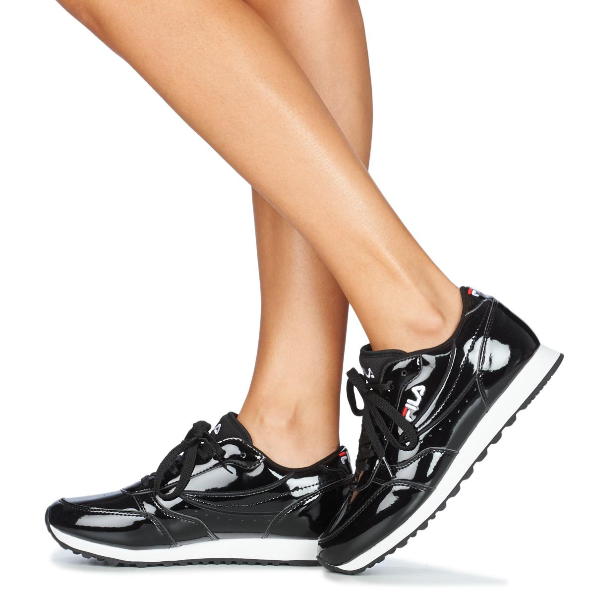 Orbit F Low Wmn Women's Shoes (trainers) In Black