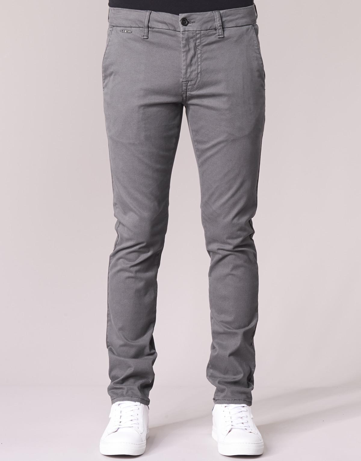 Guess Daniel Trousers in Grey (Grey) for Men
