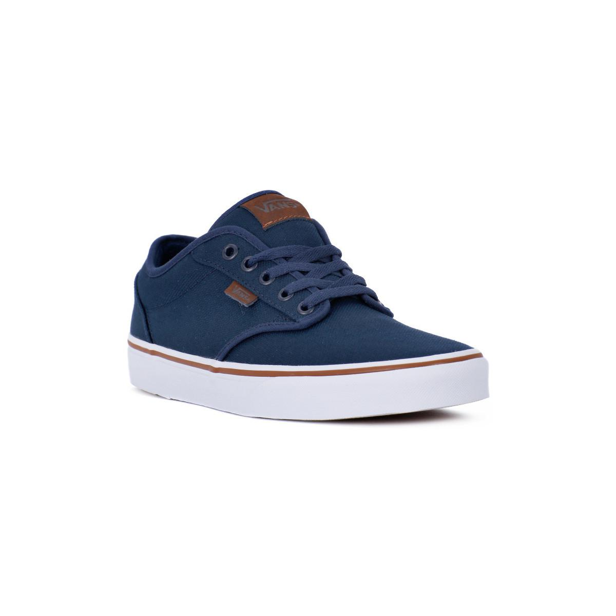 0cd3521fae Vans Atwood S18 Cl Dr Men s Shoes (trainers) In Multicolour in Blue ...