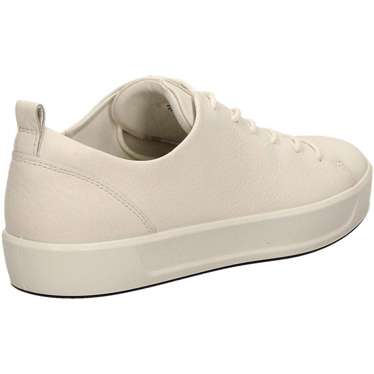 Soft 8 W White Trento Chaussures Ecco
