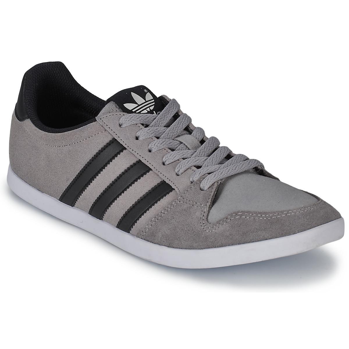sitio de buena reputación los más valorados oficial adidas Adilago Low Men's Shoes (trainers) In Grey in Gray for Men ...