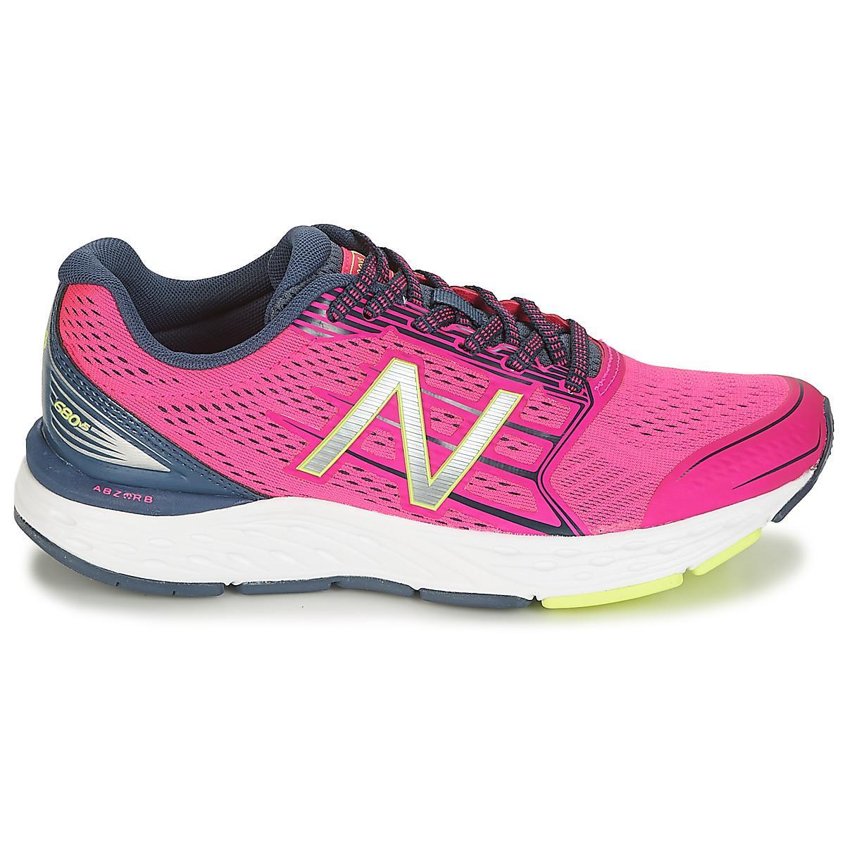 new balance trainers women 680