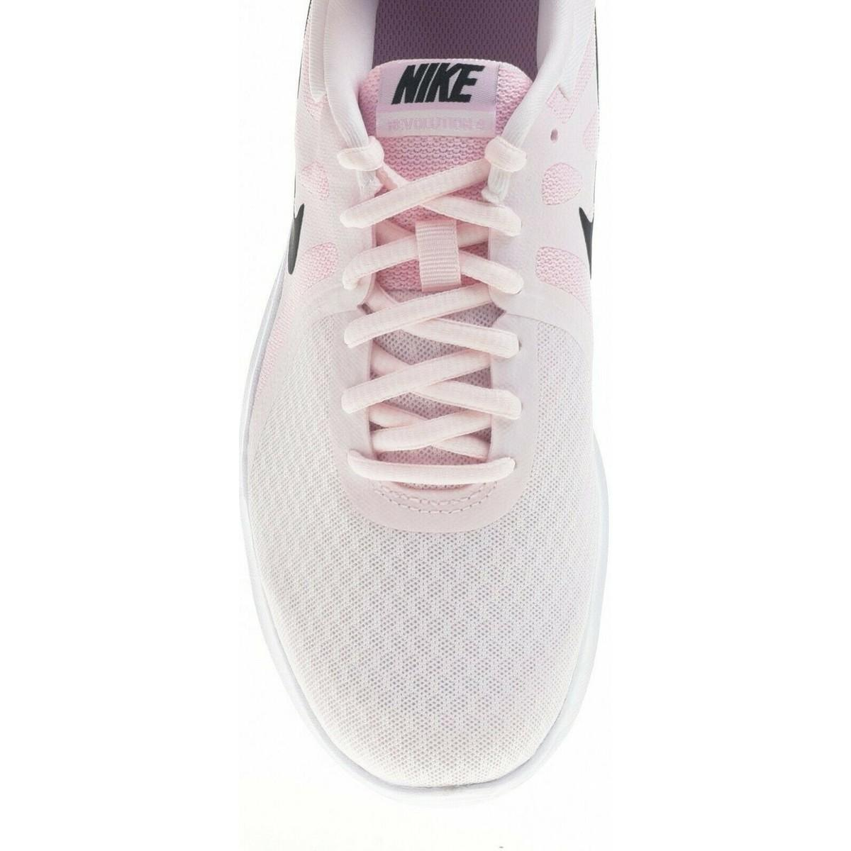 8468f00fafd Nike Wmns Revolution 4 Eu Aj3491 Women s Shoes (trainers) In Pink in ...