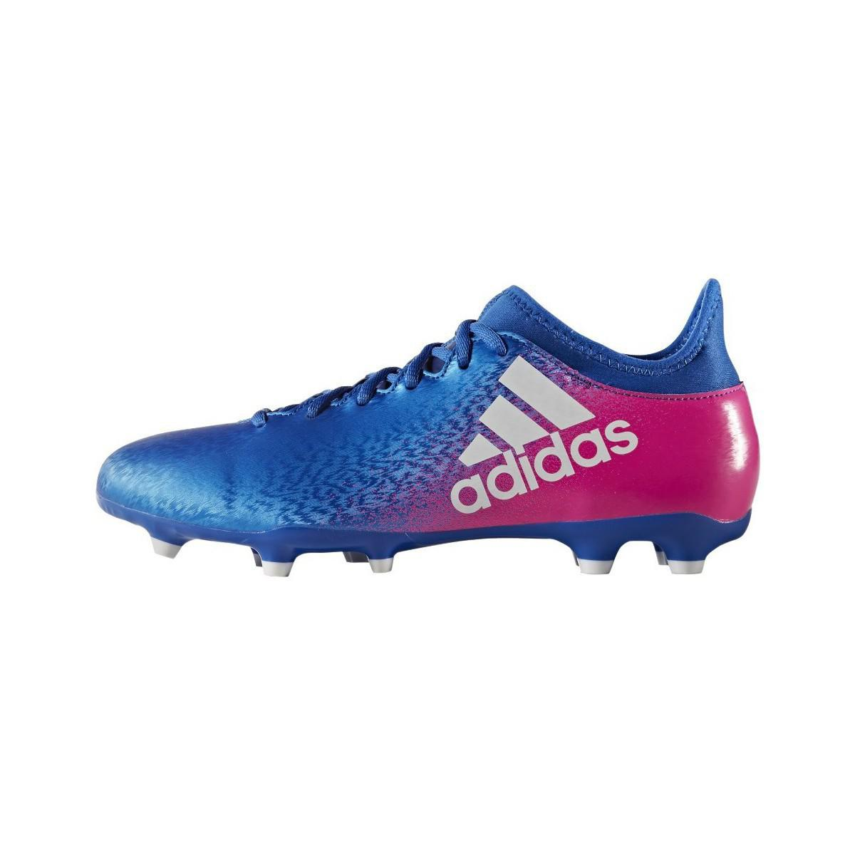 Adidas - X 163 Fg Men s Football Boots In Pink for Men - Lyst. View  fullscreen 2b2e04ae6a361