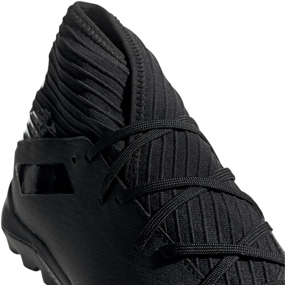adidas Voetbalschoenen Nemeziz 19.3 Tf in het Zwart voor heren