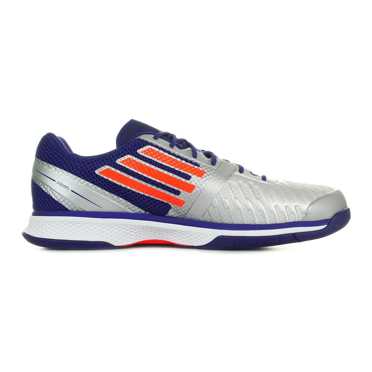 Hommes Counterblast Adizero 7 Pour Chaussures Argenté Adidas En QrsCxtdh