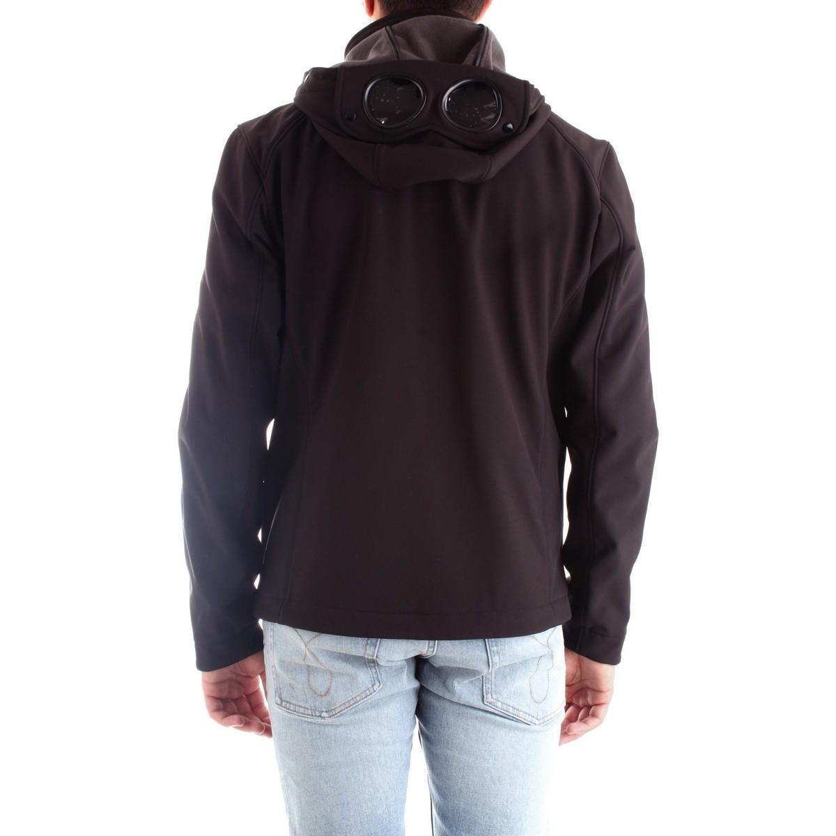 07CMOW014A-005242A hommes Blouson en Noir C P Company pour homme en coloris Noir 9dDhh
