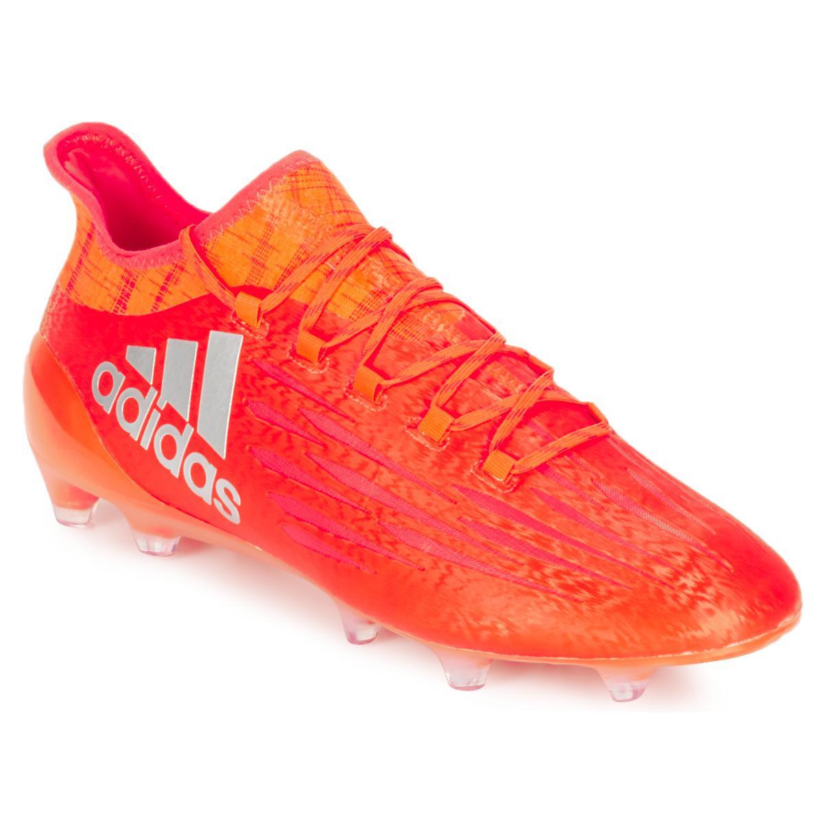 size 40 04e87 a2508 adidas. X 16.1 Fg Men s Football Boots In Orange