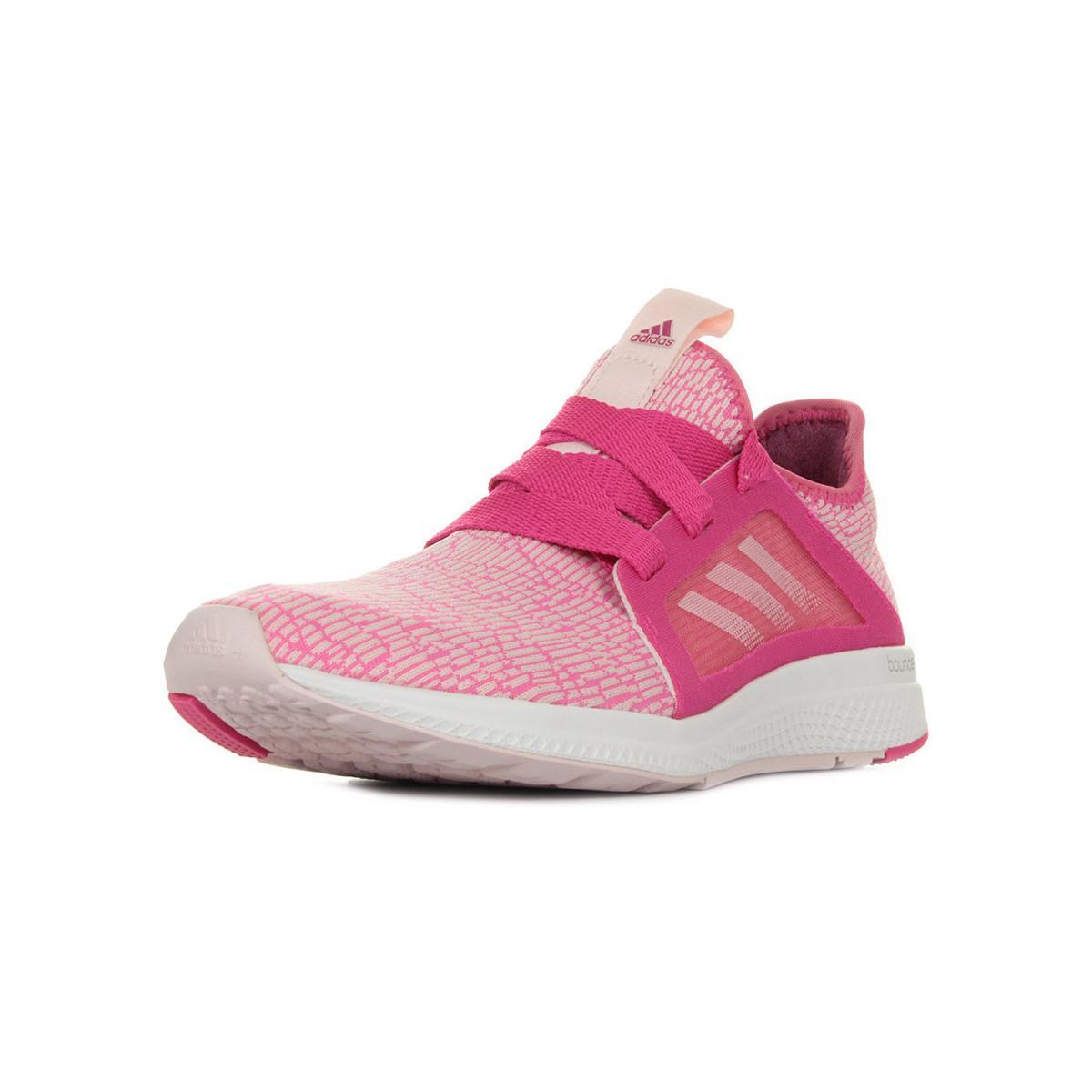 adidas Herrenschuhe Edge Lux W in Pink für Herren