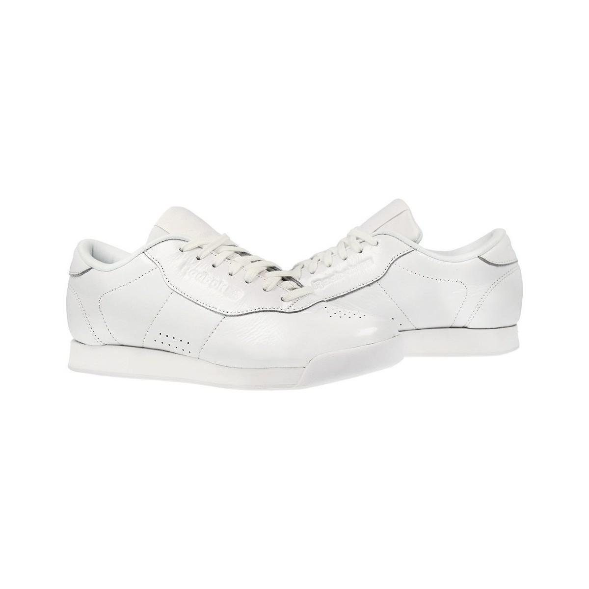 356377e245138 Reebok W Princess Iridescent Women s Shoes (trainers) In White in ...