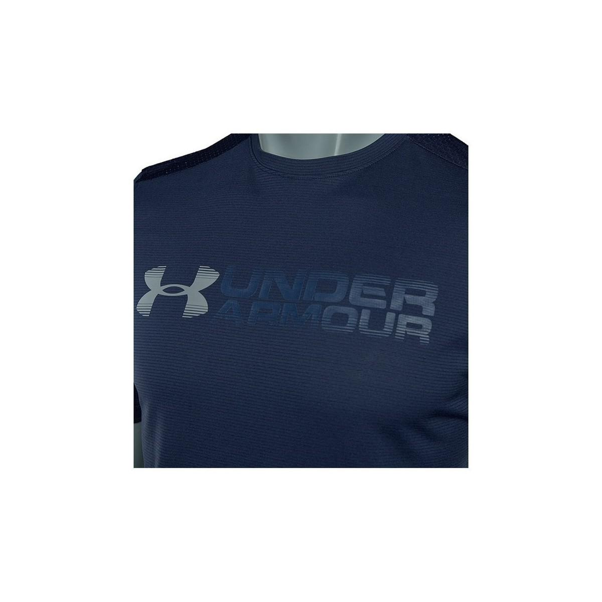 bdf9604bd8a Under Armour Ua Raid Mocrothread Graphic Ss Tee Men s T Shirt In ...