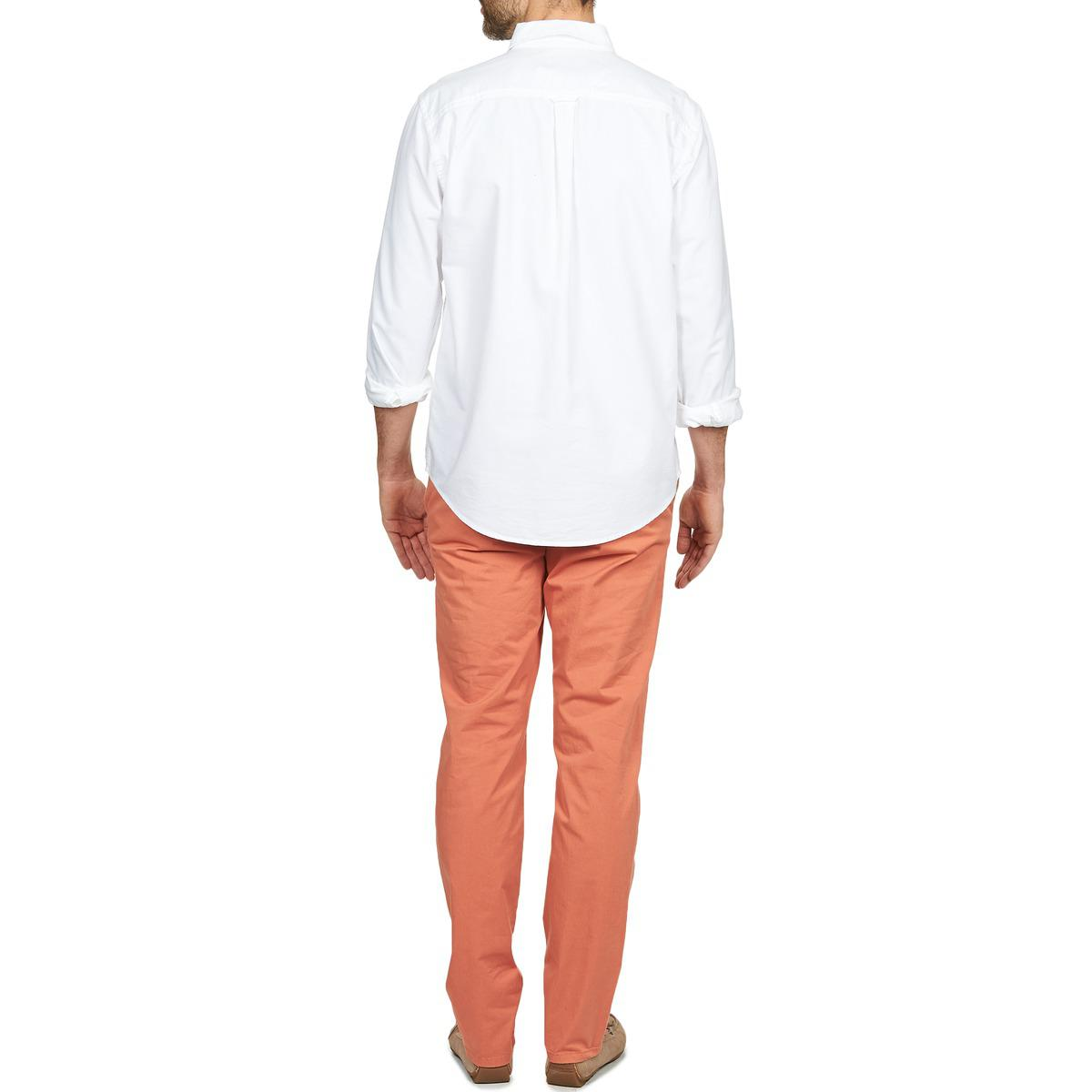 Dockers Marine Slim Fillmore Men's Trousers In Orange for Men