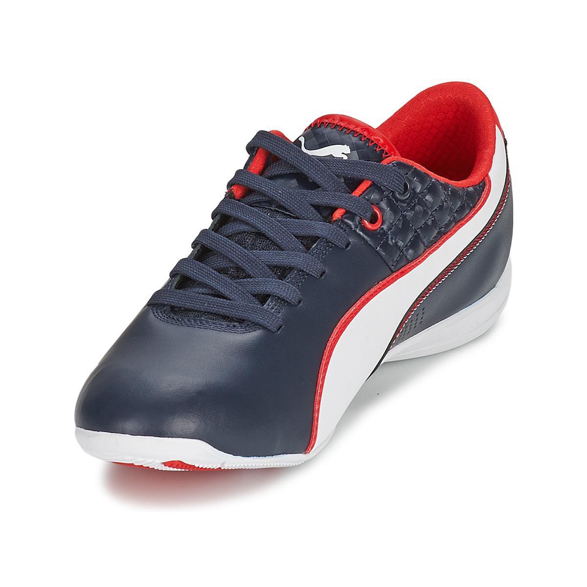 PUMA Bmw Ms Drift Cat 6 Nm Men s Shoes (trainers) In Blue in Blue ... eb5cf7548