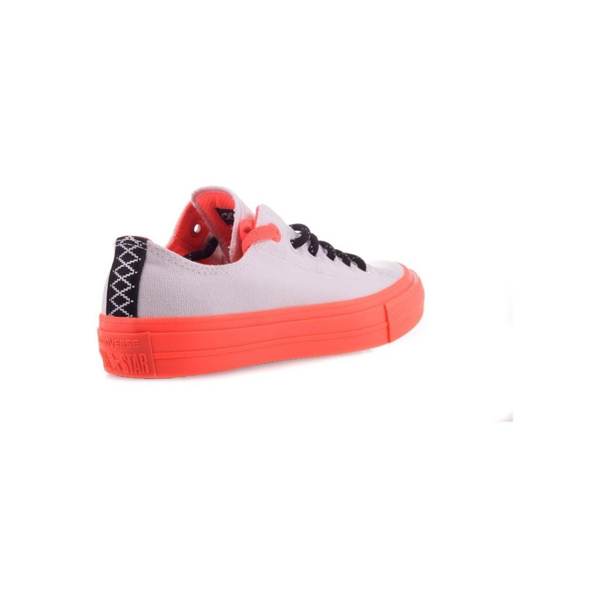Converse Ctas Ox Ii Men's Shoes (trainers) In White for Men