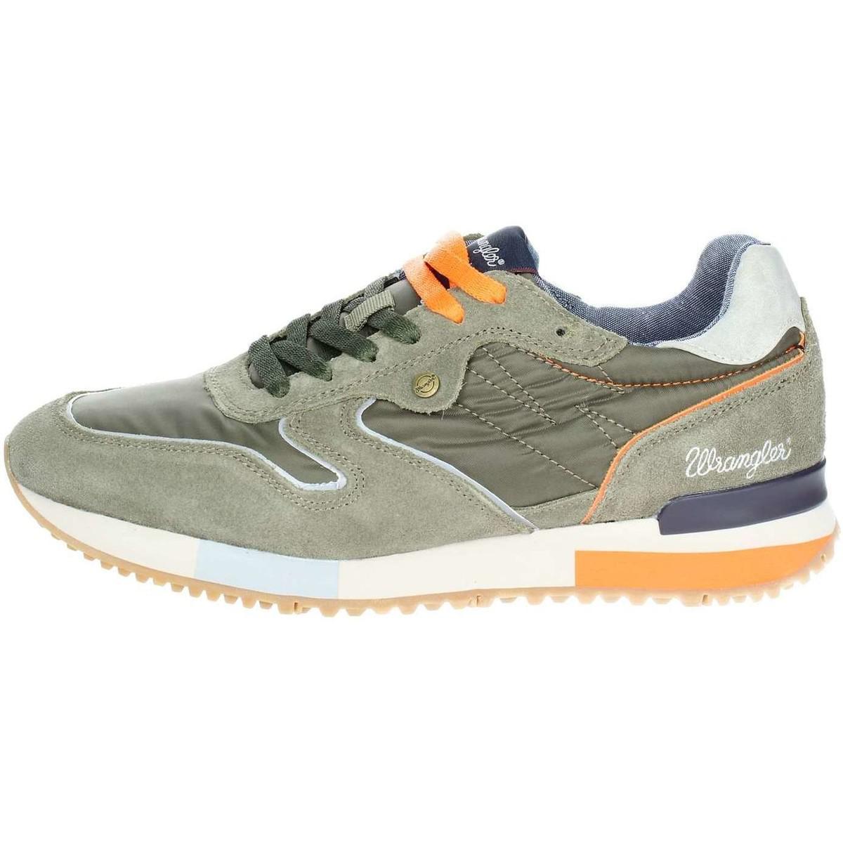 Wrangler Wm181081 Men's Shoes (trainers
