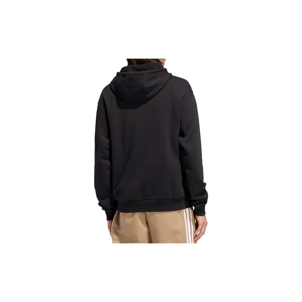 adidas Sweater Bb Print Hoodie Ec7320 in het Blauw voor heren