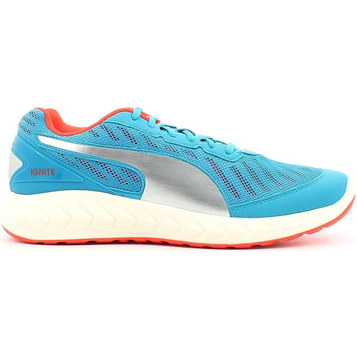 New Puma 188605 Sport Shoes Celeste Celeste Sports Shoes for Men Sale