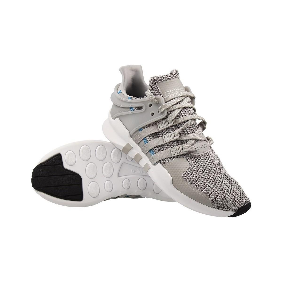 check out f40ea 5ee33 Adidas - Eqt Support Adv Mens Shoes (trainers) In White for Men - Lyst. View  Fullscreen