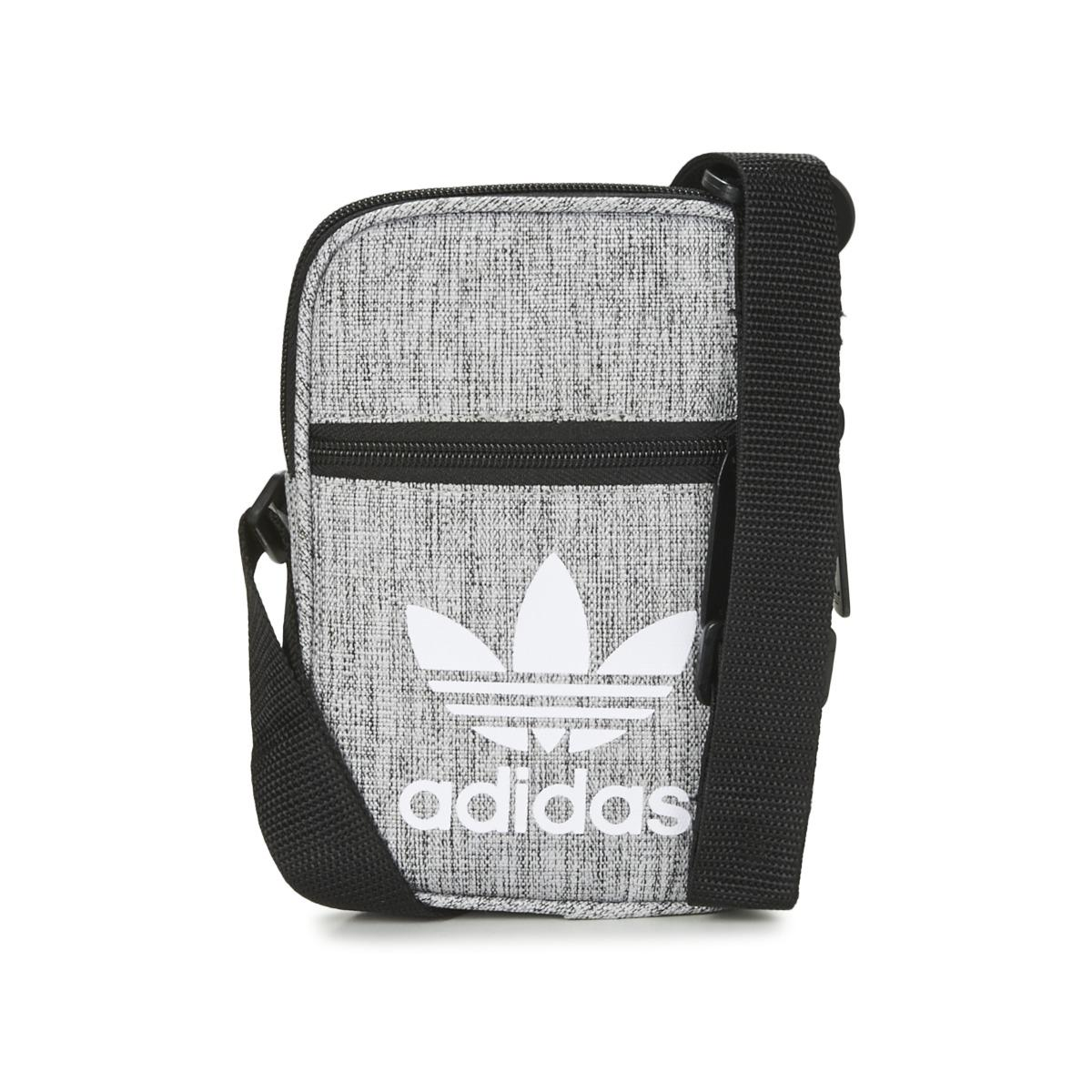 387dd6403b54 adidas Festival Bag Women s Pouch In Grey in Gray - Lyst