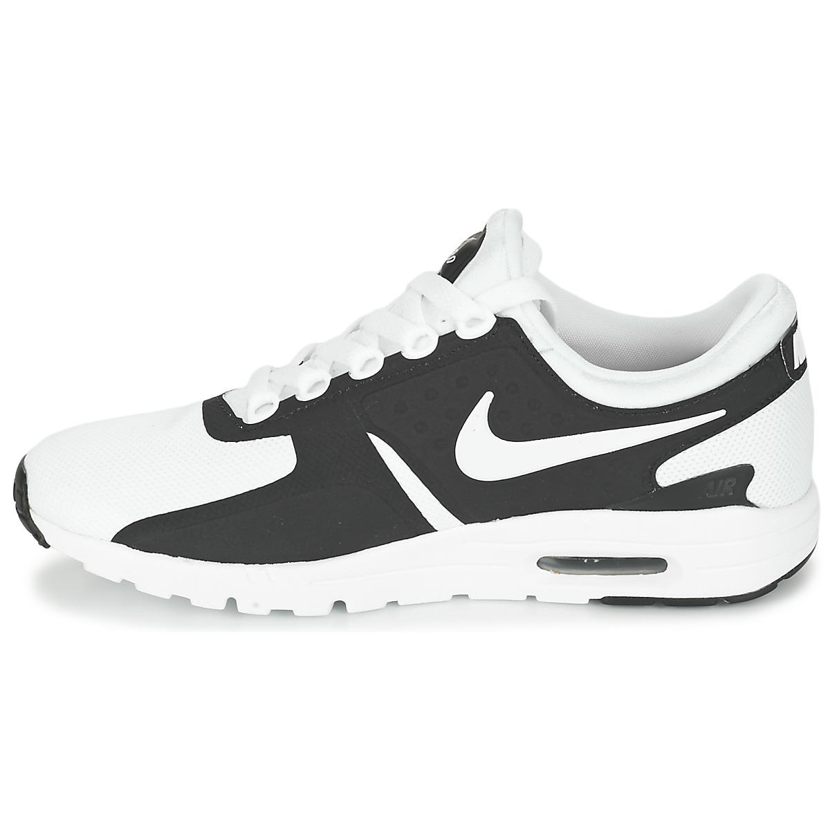 Nike Air Max Zero W Women's Shoes (trainers) In Black