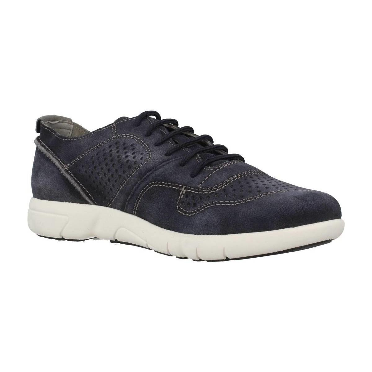 U BRATTLEY Chaussures Geox pour homme en coloris Bleu