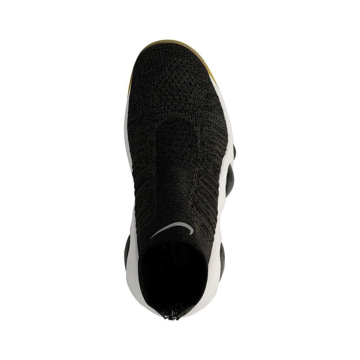 Nike Flight Bonafide Men's Shoes (high-top Trainers) In Black for Men