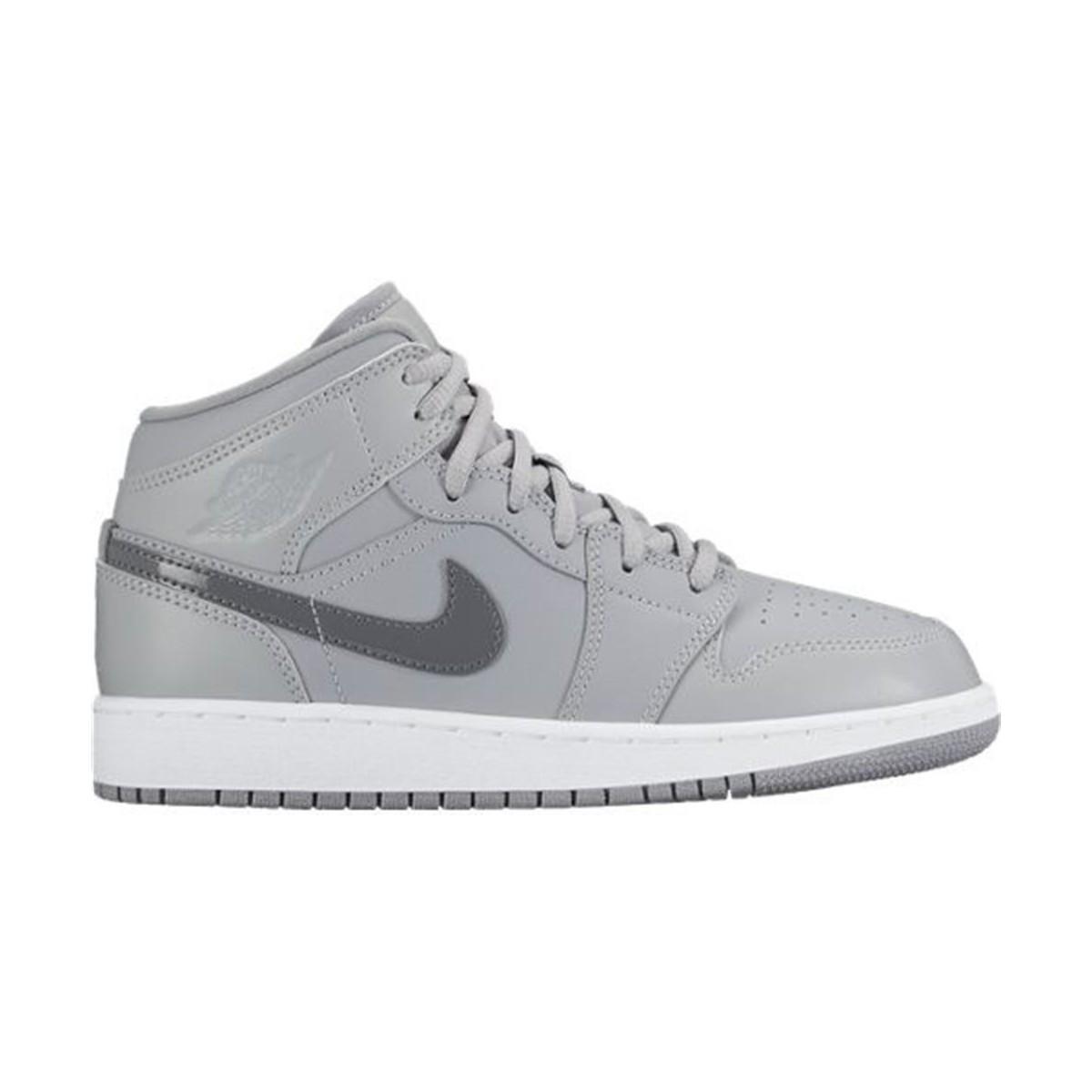 Air Jordan 1 Mid BG femmes Chaussures en multicolor Nike en ...